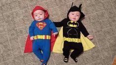 Superman&spiderman!