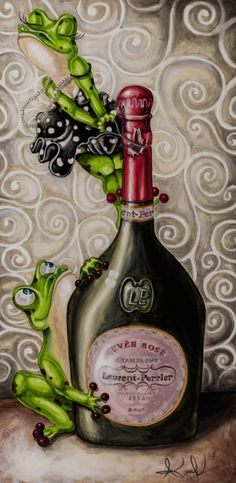 CUVEE ROSE BY ANOUCK GOULET                                                                                                                                                     More