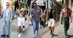 In the trends of men's fashion for 2021, the main directions are emphasizing individuality, practicality, and versatility. To stay in trend, you should study the main trends in men's fashion. Mens Fashion Week, Spring Fashion Trends, Fashion 2017, Spring Summer Fashion, All Black Suit, Custom Made Clothing, Street Style Trends, Cool Street Fashion, Streetwear Fashion