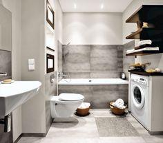 Małe łazienki, czyli wygoda w domu jednorodzinnym
