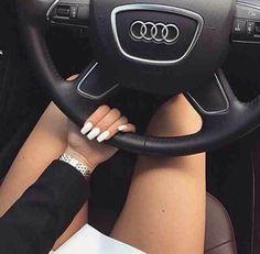 noir, voiture, fille, grunge, ongle - image #3192146 par helena888 ...