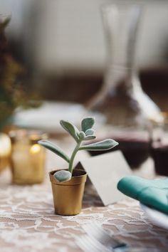 An Elegant DIY Thanksgiving Tablescape   theglitterguide.com Deb: Adorable guest gift #FRAGRANCENET