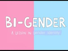 This video explains many different gender identities and validates them all. It also promotes open communication to involve everyone, regardless of their role. Great introductory video to understanding to concepts of gender binary and how we can get rid of it!