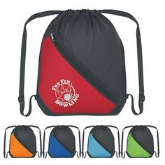 Promotional Angle Sports Pack | Customized Drawstring Backpacks | Promotional Drawstring Backpacks