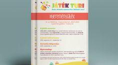 Toystore Flyer Design | Játékbolt szórólap design