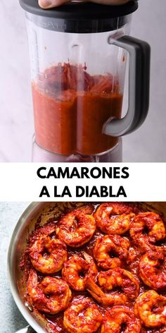 Mexican food recipes 527484175108514312 - Camarones A La Diabla are juicy, large shrimp covered in a bright red chile pepper sauce that are ready to eat in 30 minutes! (gluten free, low carb, paleo) Source by isabeleats Authentic Mexican Recipes, Mexican Food Recipes, Dinner Recipes, Easy Cooking, Healthy Cooking, Cooking Recipes, Healthy Recipes, Great Recipes, Seafood Recipes