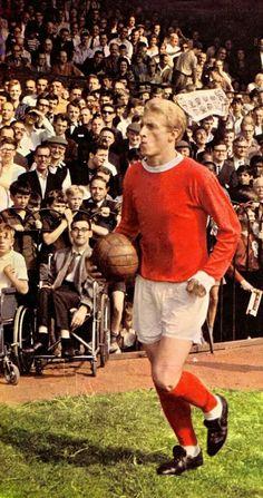 Denis Law Manchester United.....