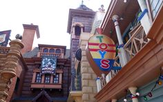 A toy shop in the heart of the new Shanghai Disney