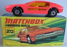 Matchbox 20 - Lamborghini Marzal