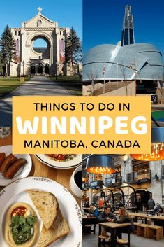 Winnipeg – the capital of the province of Manitoba – isn't exactly a small town. It's been an important trading post since long before any Europeans arrived in North America, and was incorporated as a city in Today, Winnipeg is a city of more than people New Travel, Canada Travel, Travel Usa, Travel Tips, Travel Europe, Weekender, Barcelona, Visit Canada, Travel
