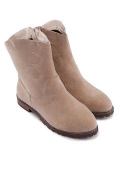 KOUMI KOUMI Mabel Slip On Boots Mabel輕便靴