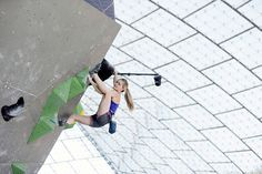 www.boulderingonline.pl Rock climbing and bouldering pictures and news It Takes Two to Trai