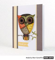 mmh-sotw-june-12  I love this color blocked owl. Stamp is fro Hero Arts.