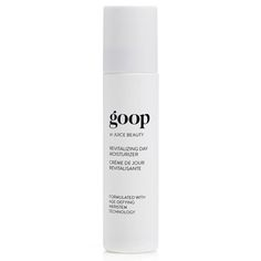 Goop by Juice Beauty Revitalizing Day Moisturizer.