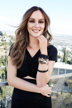 leighton meester nelly shoot7 Leighton Meester Fronts Spring 2014 Campaign for Nelly.com