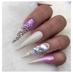 purple Ombré Stilettos ✨#nails#stilettonails#MargaritasNailz#vetrogel#nailfashion#naildesign#nailswag#hairandnailfashion#nailedit#nailcandy#nailprodigy#ombrenails#nailsofinstagram#nudenails#glitternails#nailaddict#chromenails#naildesigns#instagramnails#nailsoftheday#nailporn#nailsonfleek#nailpro#rosegoldnails#vetrousa#fashionnails#glitterombre#valentinobeautypure#teamvalentino#lavendernails