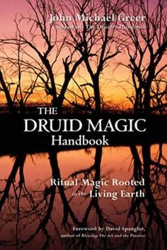 The Druid Magic Handbook: Ritual Magic Rooted in the Living Earth by John Michael Greer