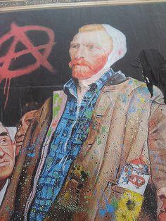 Mr Brainwash. #mrbrainwash http://www.widewalls.ch/artist/mr-brainwash #streetart jd