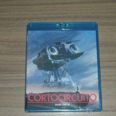 CORTOCIRCUITO Blu-Ray Disc NUEVO PRECINTADO Corto Circuito
