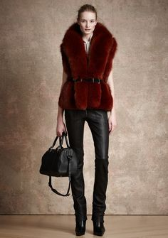 Belstaff Pre-Fall 2013 - Review - Fashion Week - Runway, Fashion Shows and Collections - Vogue - Vogue