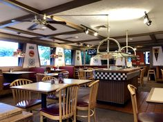 Image result for interior 1990's pizza restaurant