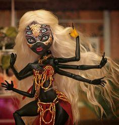 OOAK Monster High Doll Spider | eBay