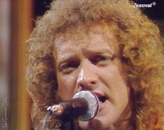 Lou Gramm - Brake it up (L size), Bananas TV Show 1982