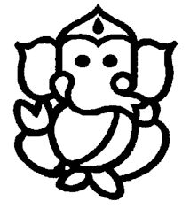 Best Coloring: Ganesha clip art coloring pages - Amazing Coloring sheets - Ganesha Sketch, Ganesha Drawing, Ganesha Art, Lord Ganesha, Art Drawings For Kids, Colorful Drawings, Colorful Pictures, Buddha Drawing, Ganesh Photo