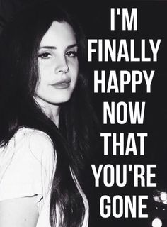 Lana del Rey lyrics