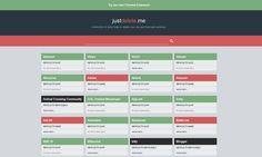 Account löschen? So gehts! Die Webseite JustDelete.me hat Anleitungen und Links, wie man seine Accounts von verschiedenen Internetdiensten entfernt.