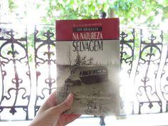 Napolitano como meu pé: Livro   Na natureza selvagem (Jon Krakauer)