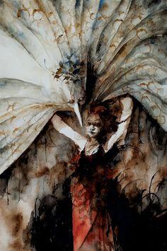 Daniele Serra「The Plague I」