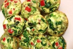 Organic Frittata Muffins: The Perfect Gluten-Free On-The-Go Breakfast or After School Snack!