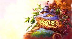 fairy houses   Tumblr