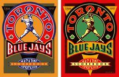 Blue Jays 1 & 2