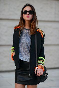 kiss,+bless+the+mess+jacket,+fluor,+neon,+zina+charkoplia,+fashionvibe.jpg (750×1124)