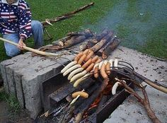 Grill like this