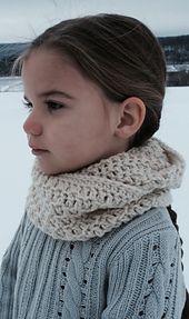 Ravelry: Pulse Infinity Scarf pattern by Angela Geist Knitting Yarn, Knitting Ideas, Knitting Projects, Knitting Patterns, Crochet Patterns, Crochet For Kids, Crochet Baby, Knit Crochet, Baby Infinity Scarves