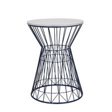 Drum End Table **too tall**