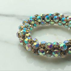 kaleidoscopic gem bracelet kaleidoscopic gem bracelet. original price tag and packaging. stretch. one size fits most. J. Crew Jewelry Bracelets