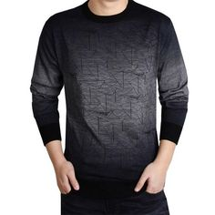 Cheap cashmere sweater men, Buy Quality brand men sweater directly from China men brand sweater Suppliers: COODRONY Cashmere Sweater Men Brand Clothing Mens Sweaters Print Hang Pye Casual Shirt Wool Pullover Men Pull O-Neck Dress T 613 Cashmere Sweater Men, Cashmere Pullover, Pullover Sweaters, Jumper, Men Sweater, Cashmere Wool, Mens Fashion Sweaters, Casual Sweaters, Sweater Fashion
