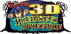 Holidog's 3D Halloween Adventure - coming weekends in October!