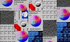 Bekijk dit @Behance-project: \u201cSUB - Festival Techno Audiovisual\u201d https://www.behance.net/gallery/47225727/SUB-Festival-Techno-Audiovisual