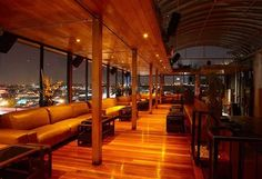Hudson Terrace in New York City (Venue)
