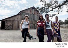 Calvin Klein 205W39NYC Spring 2018 Ad Campaign   Tom + Lorenzo