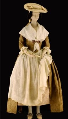 How to Wear Historically Accurate Colonial Women's ...