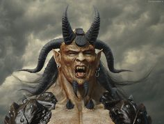 Demon, Eric Tranchefeux