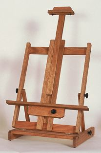 RICHESON Deluxe Table Top Easel--for flat screen tv