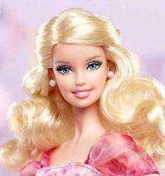 2014 Barbie face