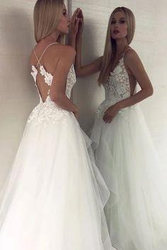 Sheath Wedding Gown, Lace Wedding Dress, Backless Wedding, Wedding Dress Styles, Designer Wedding Dresses, Boho Wedding, Tulle Wedding, Summer Wedding, Gold Prom Dresses